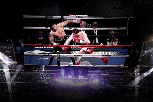 Canelo vs. Smith Commercial