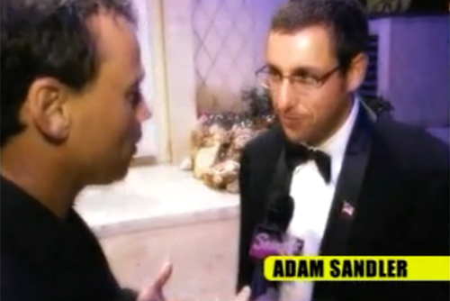 Interview with Adam Sandler
