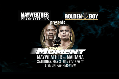 Mayweather vs. Maidana Commercial
