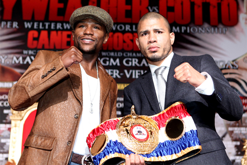 Ring Kings: Mayweather vs. Cotto Commercial